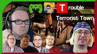 BEST OF DHALUCARD & PIETSMIET #02 | ♠ Trouble in Terrorist Town 🎮 [TTT]