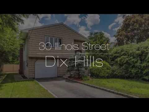 30 Illinois St, Dix Hills, NY 11746 - 3D Walkthrough