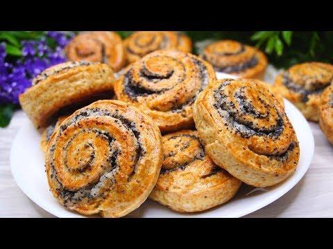 """Печенье """"Улитка"""" Вкуснейшее,  за считанные минуты, из доступных продуктов, есть в каждом доме!"""