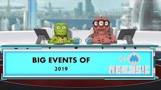 9XM Newsic | Big Events Of 2019 | Bade | Chote