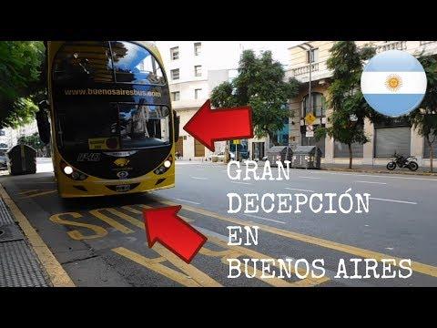 BUENOS AIRES NOS ENCANTÓ PERO NO EL BUS!    KCEXP