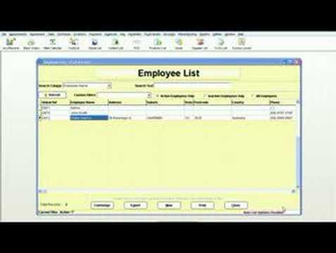 Total ERP software demo