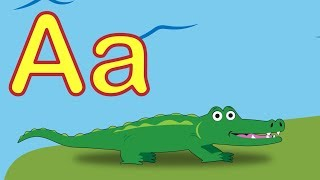 Learning For Kids - Learn The Alphabet With Animals | Educational Videos For Kids | Toddler Learning