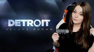 TOTALNA BOMBA !!! W oczekiwaniu na PREMIERE !! ( Detroit: Become Human)