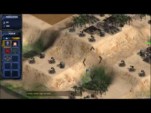 Mech Marines - closed beta test // first gameplay preview