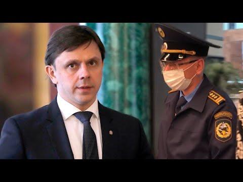 Губернатор Орловской области заразился COVID-19