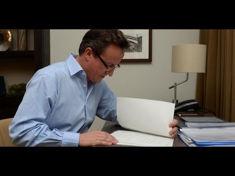 David Cameron: Unemployed