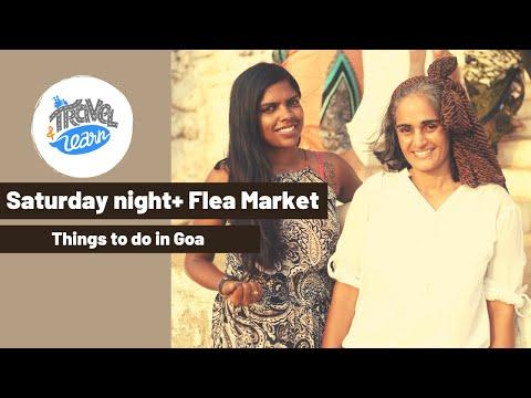 Markets of Goa: Flea Market ANJUNA and Saturday Night Bazar ARPORA