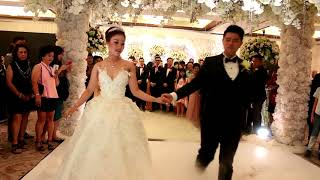 Download Mp3 Andre & Christi / Eveline - I Do Wedding First Dance / Dancefirst Indonesia