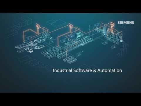 Siemens Digital Factory Tour Belgium - Introduction