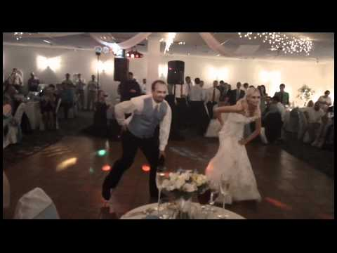 Funny Father Daughter Wedding Dance - James & Brittany