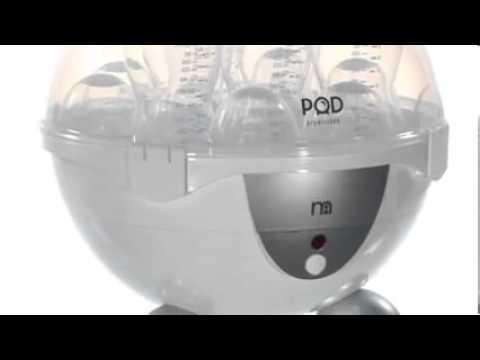 Mothercare 48 Hour Digital Steam Sterilizer