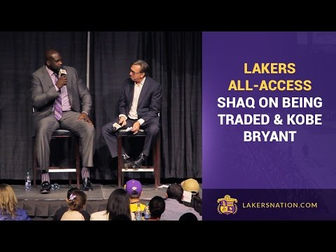 Shaq On Lakers Trading Him & Situation With Kobe Bryant