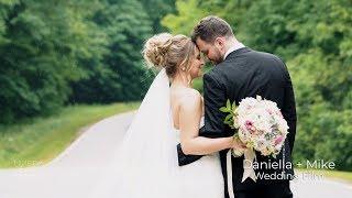 St. Paul's Albanian Catholic Church & Royalty House Wedding   Daniella + Mike Wedding Film