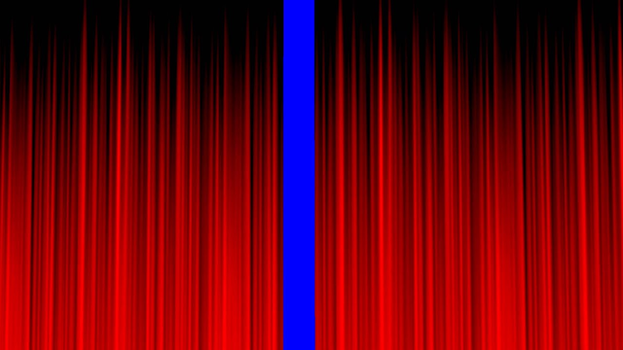 Make Your Own Hd Wallpaper Stage Curtain Blue Screen Clean Red Royalty Free Video