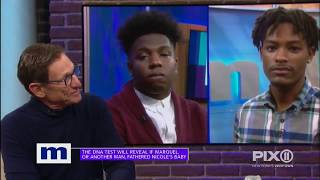 Are you in love with me or your wingman?  We have a baby and I need to know today! | The Maury Show