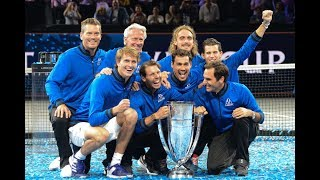 Iconic Laver Cup Moments
