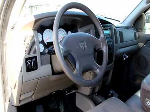 2003 dodge ram 2500hd 4x4 5 7l hemi v8 5 speed manual autos inc rh youtube com 2004 Dodge Ram Hemi Problems Dodge Ram 1500 Hemi