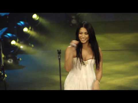 Anggun What We Remember performance concert epiphany 2018 january 6