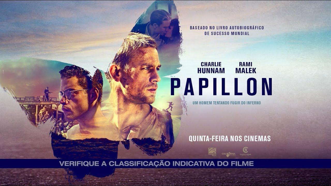 """Papillon"""": a falsa autobiografia que seduziu Hollywood ganha nova ..."""