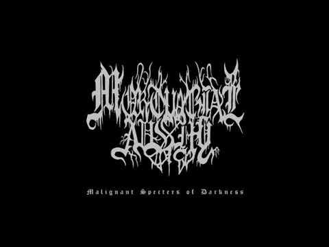 Mortuarial Avshy - Malignant Specters of Darkness (EP : 2017)