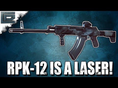 RPK-12 - Favorite LMG! | Battlefield 4 LMG Gameplay