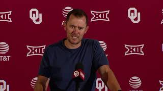 OU Update: Army Week - Lincoln Riley
