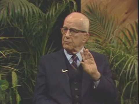 1. Buckminster Fuller - Psychic Phenomenon 1979 - Part 1