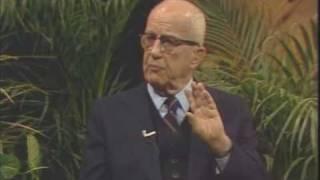 1. Buckminster Fuller - Psychic Phenomenon 1979 - Part 1