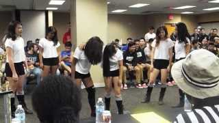 Southeast APIA Unity Mixer 2015: Stroll Competition