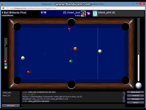 Funkypool 9us Tournament Win Part 2