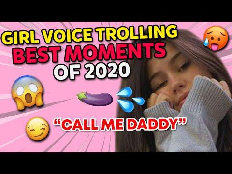 GIRL VOICE TROLLING BEST OF ARCTIC 2020!🤩