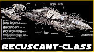 Recusant-class Light Destroyer COMPLETE Breakdown | CIS Navy Ships