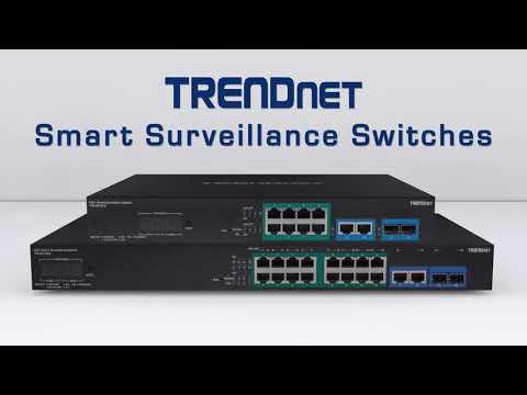 Smart Surveillance Switches