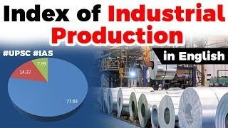 What is Index of Industrial Production? IIP shrinks by 4.3% in September, Current Affairs 2019