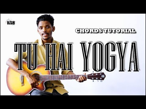 Tu Hai Yogya | Guitar Tutorial | Chords Lesson by AFC Music | Popular Hindi Christian Song thumbnail