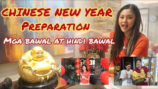CHINESE NEW YEAR 2021 PREPARATION | Do's and Dont's for the Year of the OX