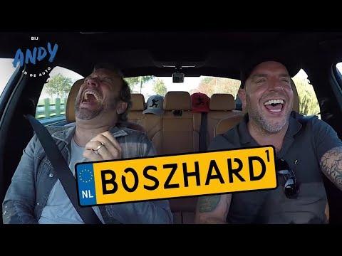 Carlo Boszhard deel 1 - Bij Andy in de auto