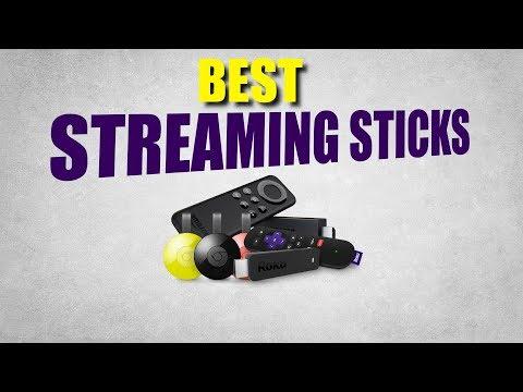 Top 4 Best Streaming Sticks