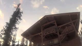 Kokanee Glacier Cabin