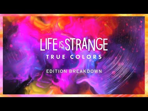 Life is Strange: True Colors - Edition Breakdown