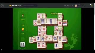 Classic Mahjong | Gameplays // Minijuegos