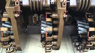 abb transformer on load tap changer maintenance type uzfdn 7