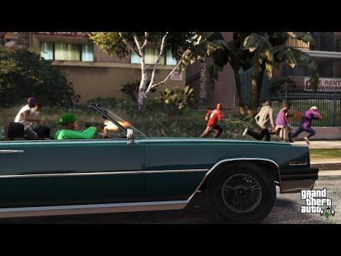 GTA V: Life In Da Hood 2 [HD]