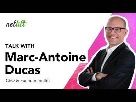 Le Wagon Talk with Marc-Antoine Ducas, CEO & founder, Netlift