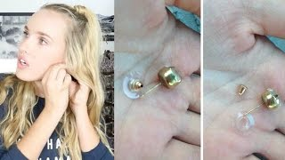 You've Been Wearing Your Earrings Wrong!
