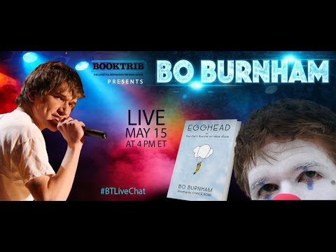 Interview with Bo Burnham