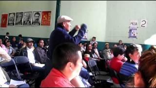 Maestros Exigen Respeto a los Derechos. Profr. Figueroa de la 36