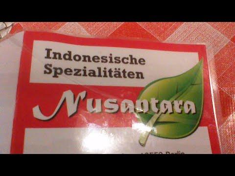 Restaurant Nusantara Indonesien Halal Food