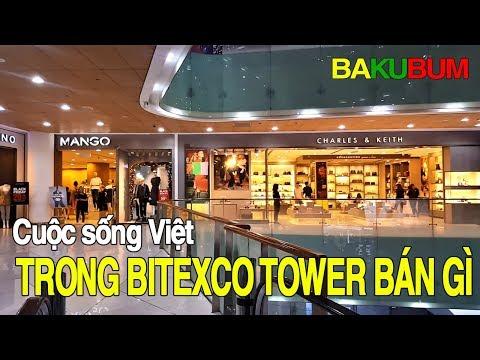 Bên trong Bitexco Financial Tower bán gì? | Cuộc sống Việt - BaKuBum